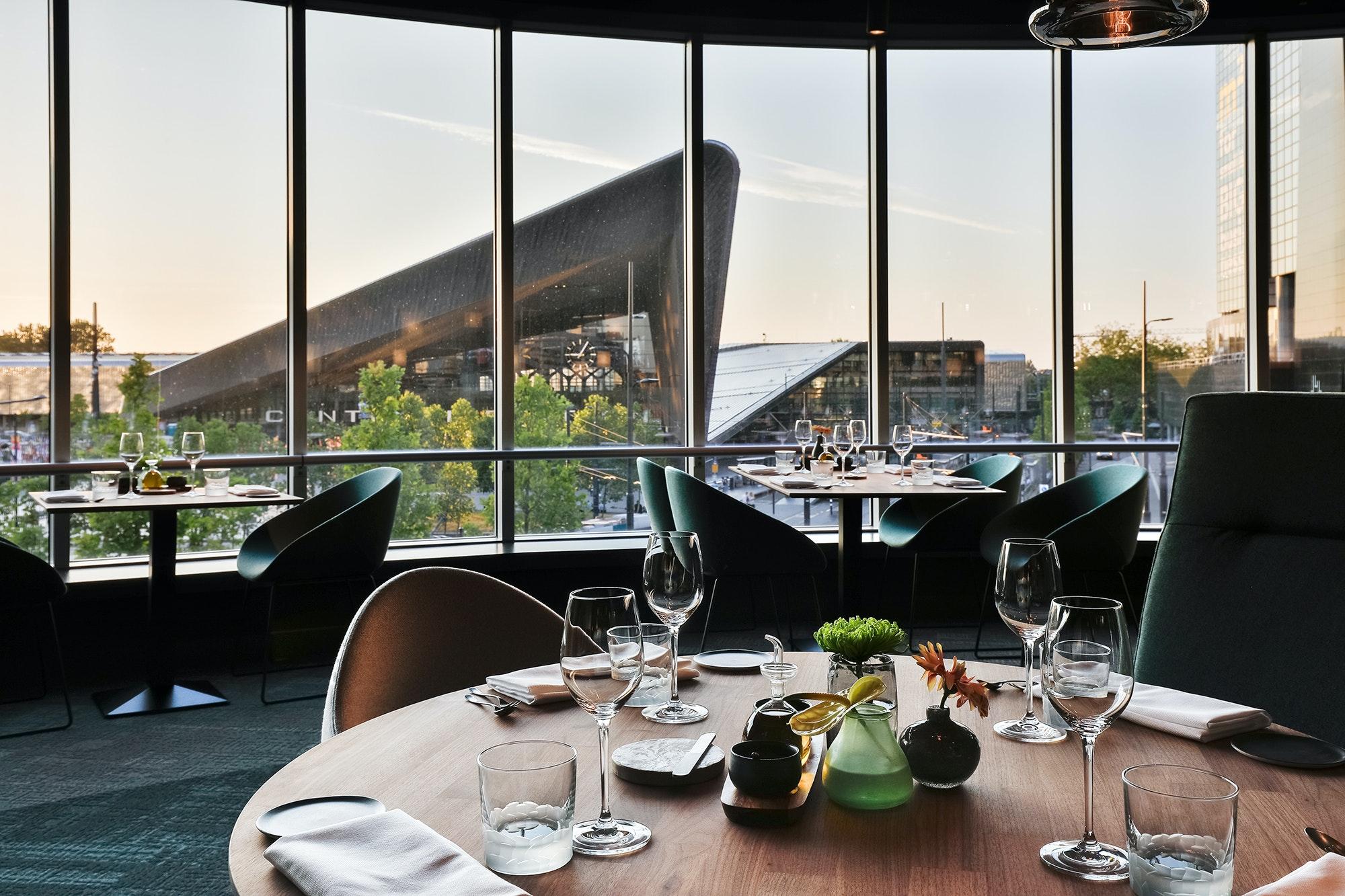 Verwonderend Michelin Star Restaurants 2019 | Rotterdam Tourist Information VN-72