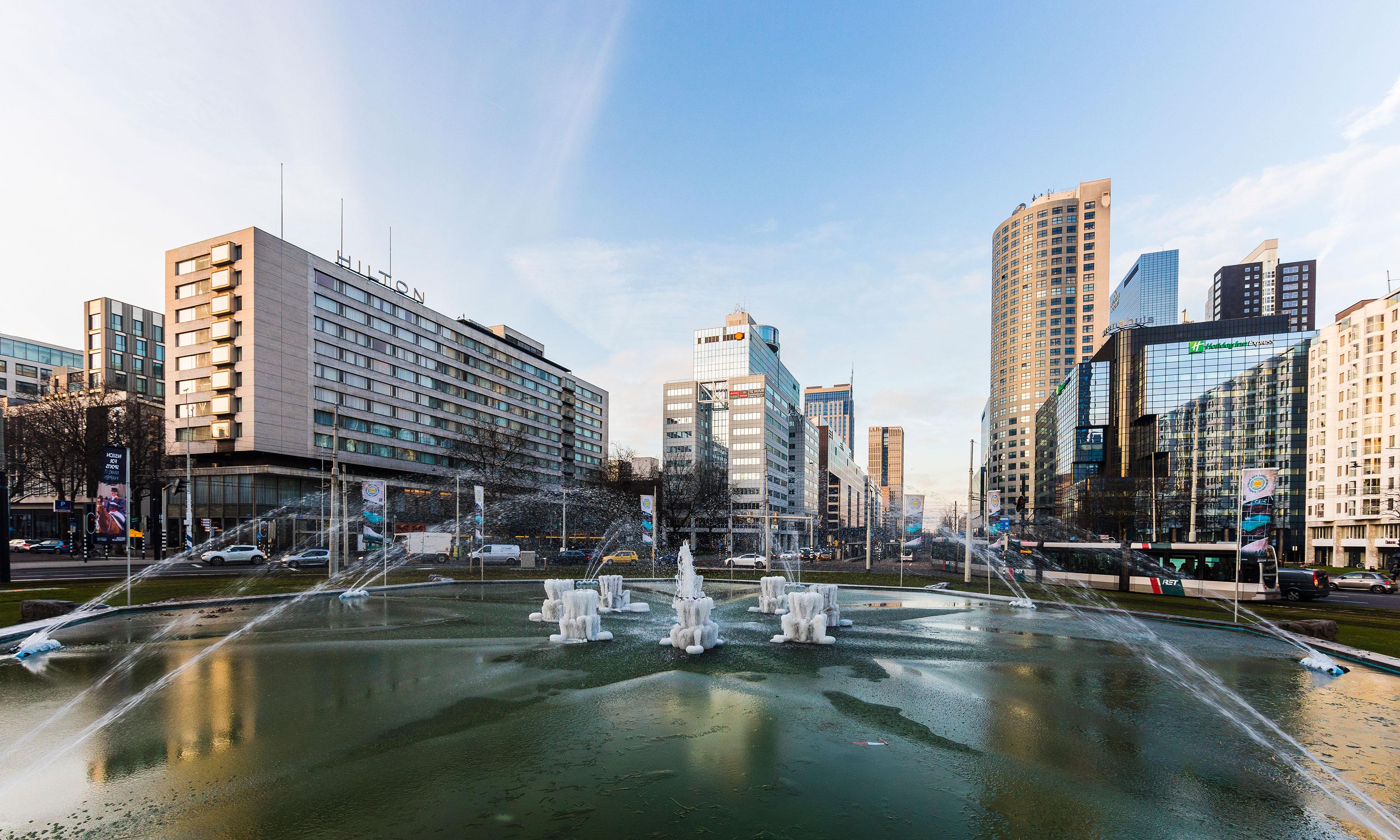 Rotterdam Vvv Kantoor : Binnen rotterdam rotterdam tourist information