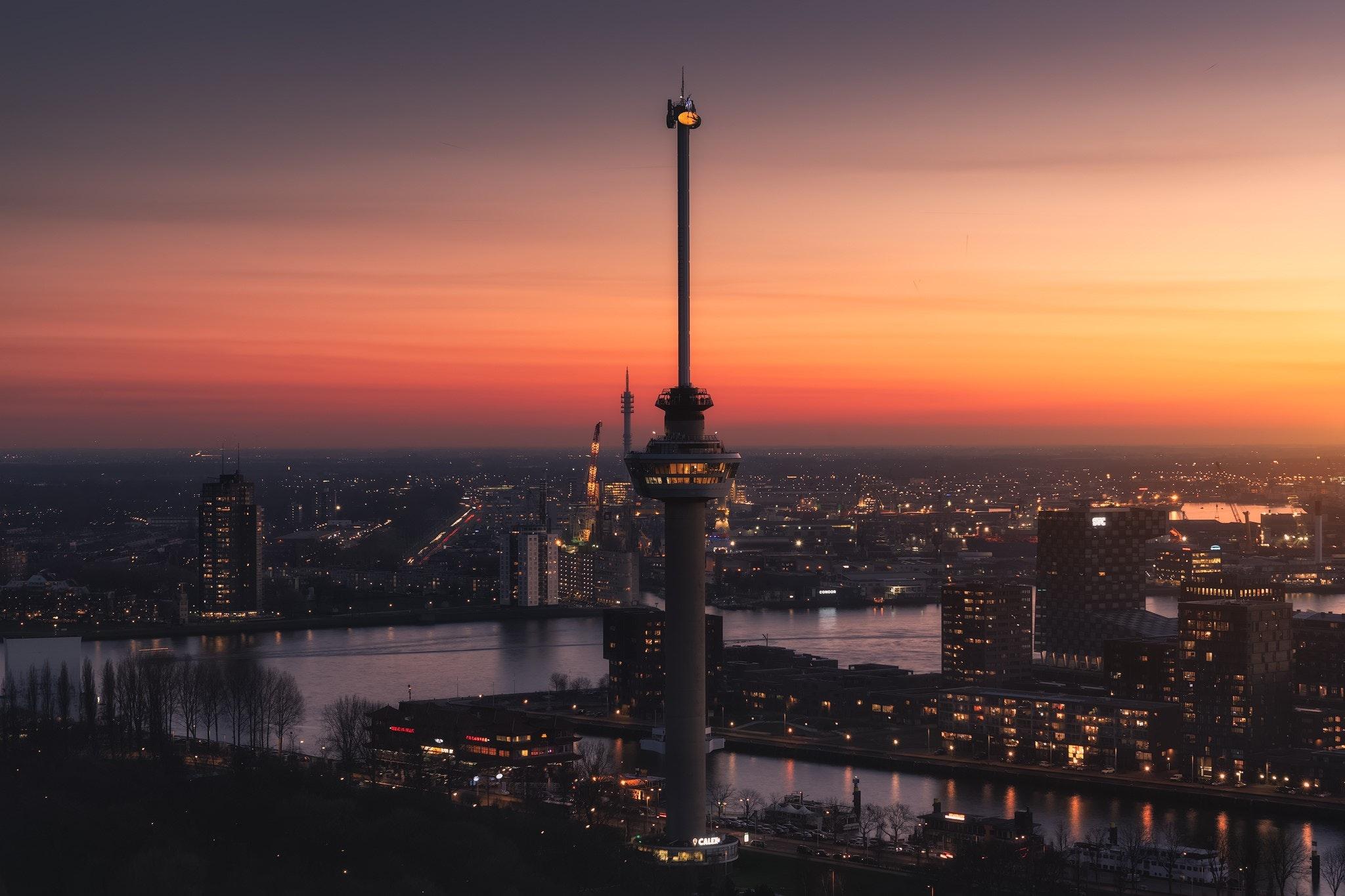 Home Rotterdam Tourist Information