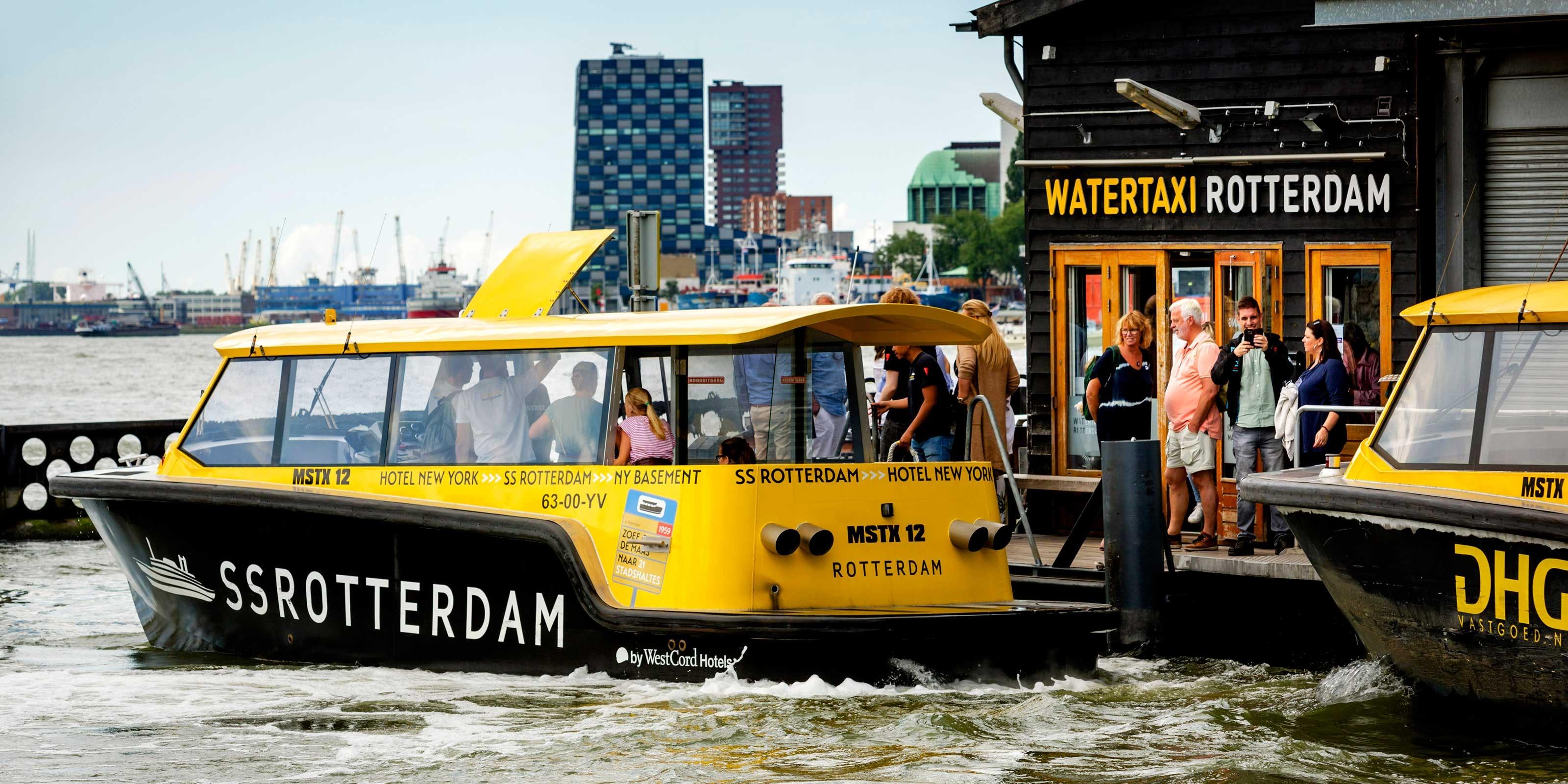 Transport in Rotterdam | Rotterdam Tourist Information