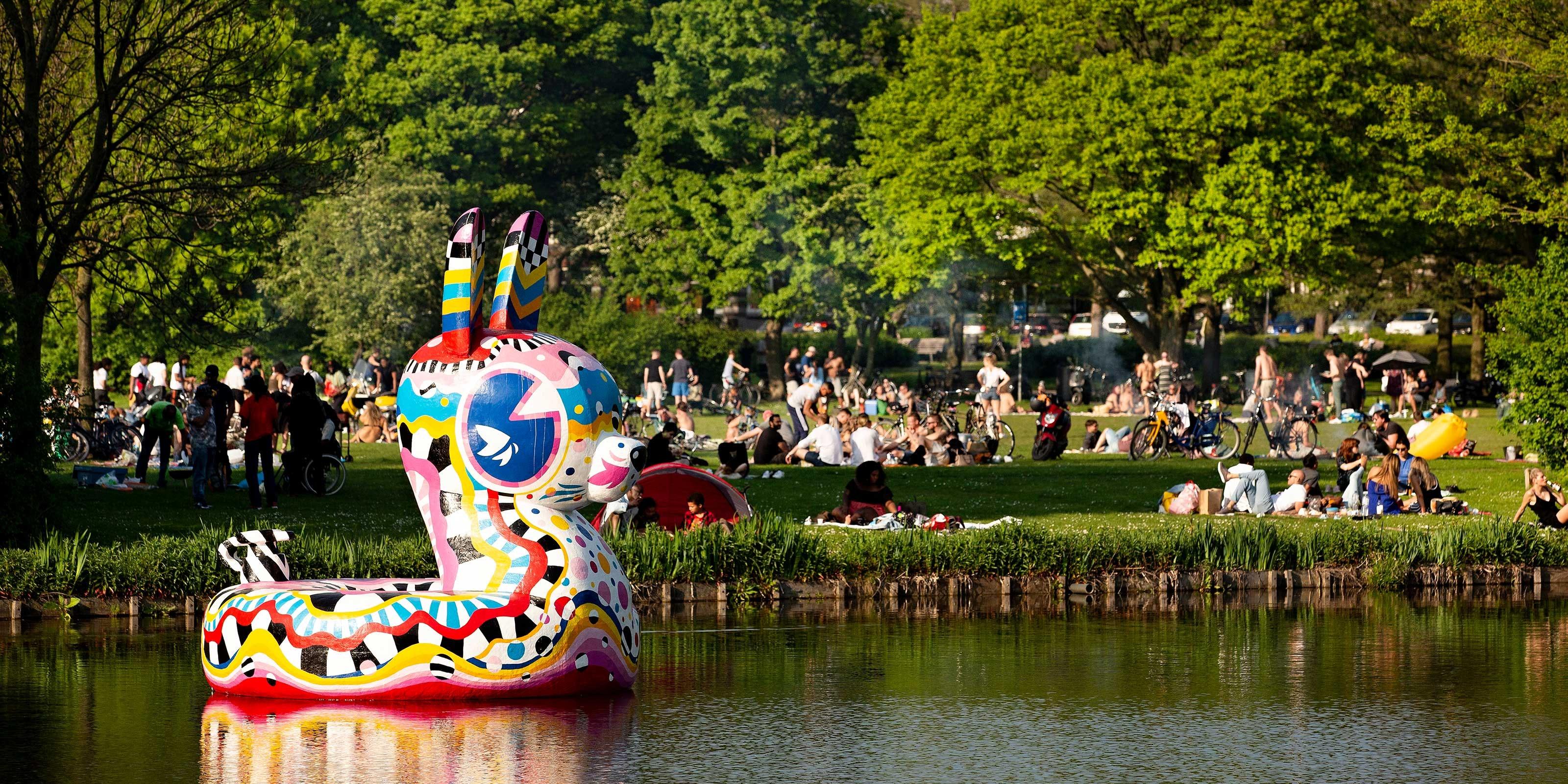Hasil gambar untuk summer in rotterdam