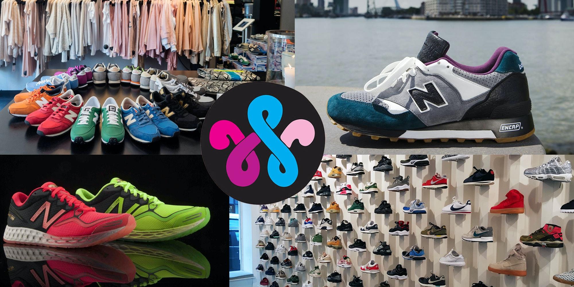 97bd7a35c63 Rotterdam Sneakerwalhalla | Rotterdam Tourist Information
