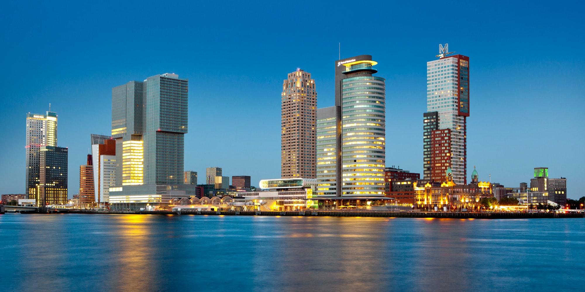 Schildersbedrijven in Rotterdam