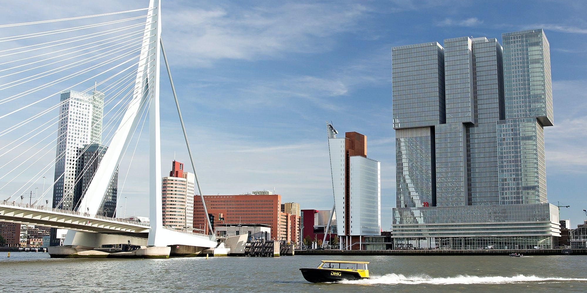 Architectuur in rotterdam rotterdam tourist information for Architecture rotterdam